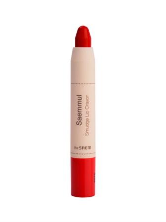 СМ LIP Карандаш-помада для губ Saemmul Smudge Lip Crayon BE01 3,5гр - фото 5502