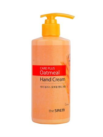 СМ Hand O Крем для рук с экстрактом овса CARE PLUS Oatmeal Hand Cream(New) 300мл - фото 5513