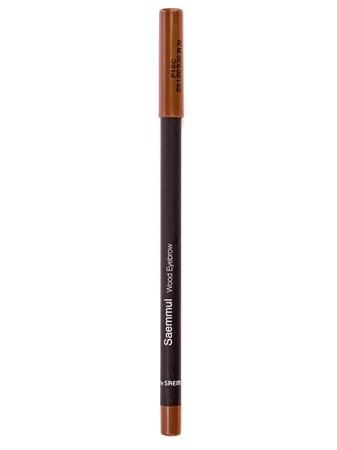 СМ EYE Карандаш для бровей 01 Saemmul wood eyebrow 01.brown - фото 5568