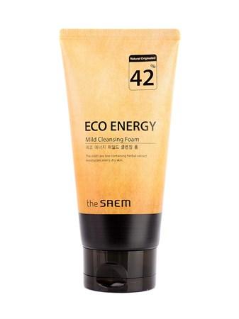 СМ Eco Energy Пенка для умывания мужская ECO ENERGY Mild Cleansing Foam 150гр - фото 5608