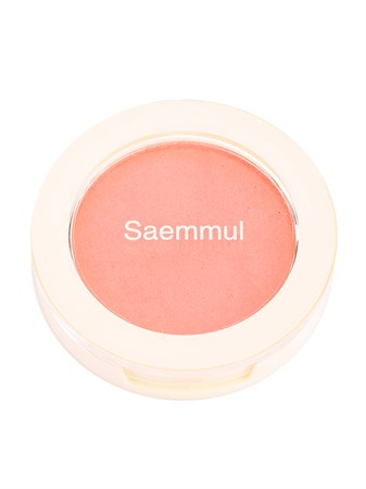 СМ Румяна Saemmul Single Blusher CR01 Naked Peach 5гр - фото 5645