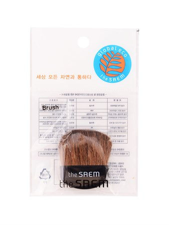 СМ Кисть для нанесения румян Mini blusher brush - фото 5674