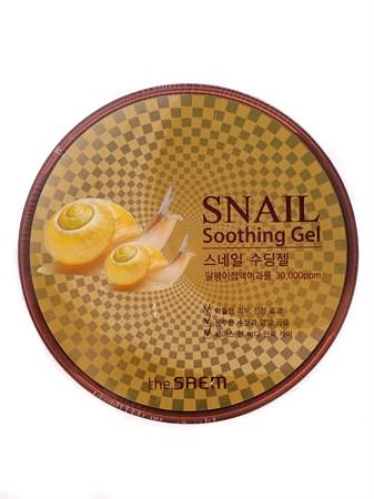 СМ Snail Гель с улиточным экстрактом Snail Soothing Gel 300мл - фото 5745