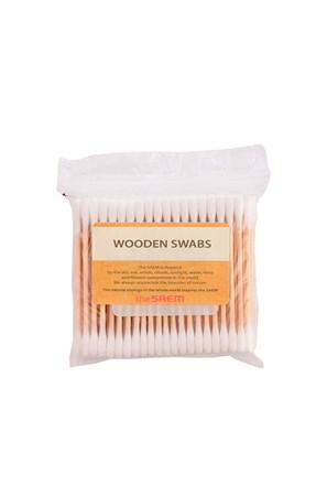 СМ Ватные палочки Wooden Swab 300шт - фото 5748