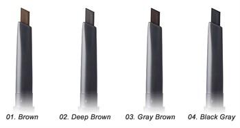 СМ EYE Карандаш для бровей  2 Saemmul Artlook Eyebrow 02. Deep Brow 0,2гр - фото 5794
