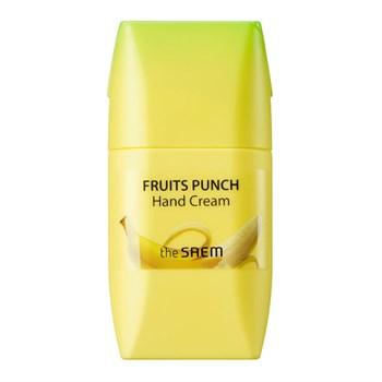 СМ Fruits Крем для рук банановый пунш Fruits Punch Banana Hand Cream 50ml - фото 5804