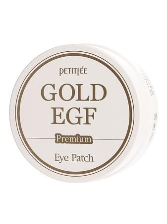 ПТФ Патчи для глаз с золотом Premium Gold & EGF Eye Patch   1,1гр*60 - фото 5813