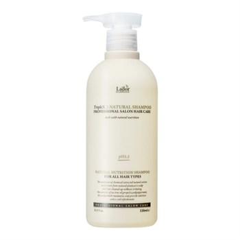 ЛД Triplex Шампунь с натуральными ингредиентами Triplex Natural Shampoo 530ml 530мл - фото 5865
