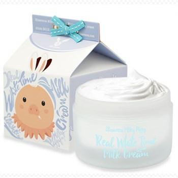 ЕЛЗ Milky Piggy Крем для лица осветляющий  Milky Piggy Real White Time Milk Cream 100мл - фото 6011
