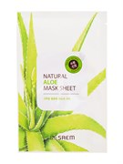 СМ Маска тканевая с экстрактом алоэ вера Natural Aloe Mask Sheet 21мл