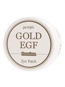 ПТФ Патчи для глаз с золотом Premium Gold & EGF Eye Patch   1,1гр*60