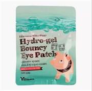 ЕЛЗ Milky Piggy Набор патчей для глаз с жемчугом и гиалуроновой кислотой Hydro-gel Bouncy Eye Patch 20шт