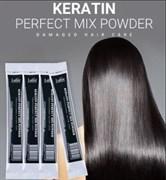 ЛД Keratin Маска для волос с коллагеном и кератином Keratin Mix Powder 3g 3гр