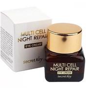 СК Multi Cell Крем для кожи вокруг глаз ночной Multi Cell Night Repair Eye Cream 15гр