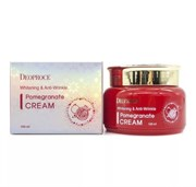ДП POMEGRANATE Крем для лица антивозрастной DEOPROCE WHITENING AND ANTI-WRINKLE POMEGRANATE CREAM