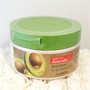 СМ CARE PLUS Крем для тела с экстрактом авокадо Care Plus Avocado Body Cream 300мл