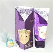 ЕЛЗ CF-Nest Маска для лица с экстрактом ласточкиного гнезда Gold Cf-Nest Collagen Jella Pack Mask  80мл