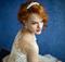 Гребень для волос свадебный центральный с кристаллами Сваровски - фото 5045